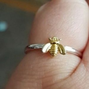 """Last one""""Oh Honey"""" Two Toned Ring"""